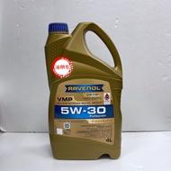 油朋友 RAVENOL VMP 5W30 全合成機油 4L