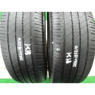 售[日興隆] 中古胎Bridgestone(普利司通)  DUELER H/L-400 235/60/18 紋路深 二條