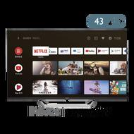 BenQ 明碁 E43-720 電視 43吋 4K HDR 護眼大型液晶 Google 正版平台 無視訊盒