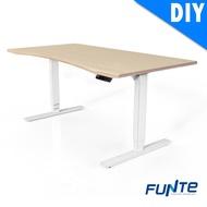 《瘋椅世界》FUNTE 智慧型電動全能升降桌2.0-桌板(寬120cmx深80cm) 人體工學書桌/辦公桌/書桌/工作桌