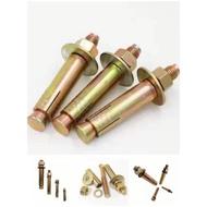 Dyna bolt-Expansion Bolt (1-4- 1-2- 3-8-5-16-)