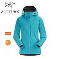 ARC TERYX 始祖鳥 女款 Gamma MX Hoody 天青藍 連帽軟殼外套/連帽/保暖外套