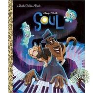 จัดส่งฟรี *** Soul (Little Golden Books) [Hardcover]