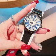 OMEGA歐米茄石英手表 休閒時尚首選女士腕表 精美纖薄鑲鑽手錶