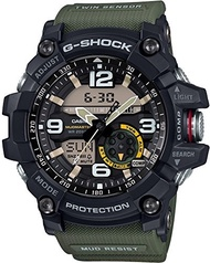 (Casio) CASIO G-SHOCK MASTER OF G MUDMASTER GG-1000-1A3JF MENS JAPAN IMPORT-GG-1000-1A3JF