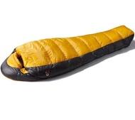 ├登山樂┤日本 Nanga UDD 450 防潑水羽絨睡袋 黃 # NA24445