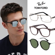 [Rayban x Tomford Collaboration Sale] Sunglasses and Glasses for both Men and Women / Unisex