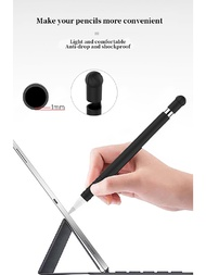 Apple Pencil Caseซิลิโคนหมวกเคล็ดลับฝาครอบAppleปากกาStylusปากกาสำหรับIPadแท็บเล็ตApple Pencil 1 $1