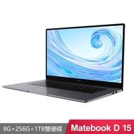 HUAWEI Matebook D15 筆記型電腦 2年保固