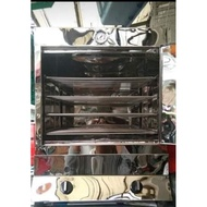 Stainless Gas Oven 4layer