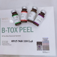B-Tox Peel - Bio-skin replacement with 4 colors