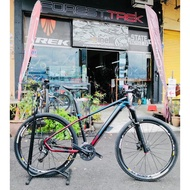 "CUBE BICYCLE MOUNTAIN BIKE SHIMANO ALIVIO  - 27.5"" 15.5cm (S)"