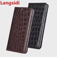 Card-Holder Flip-Case Langsidi Luxury Covers Magnetic for LG V50 Thinq/lg V40 V30/LG