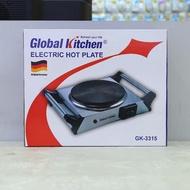 ของแท้ เตาไฟฟ้า เครื่องทำความร้อน เตาไฟฟ้าขนาดเล็ก เตาตกแต่ง เตากาแฟ global electric hot plate GK-3315Hagan 24 Shop0389 เครื่องชงกาแฟ เครื่องชงกาแฟสด เครื่องชงชา เครื่องชงชากาแฟ เครื่องทำกาแฟ