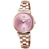 【LICORNE】力抗錶 永恆時光系列 優雅手錶(粉/玫瑰金 LT142LRPS)