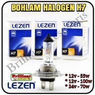 Halogen Bulb - H7 - LEZEN Original