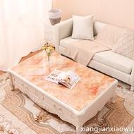 速發 大理石紋 歐式桌布 歐式茶几墊 速發桌墊 軟玻璃 大簡約理石 桌布 茶几 桌布 防水防燙 長方形