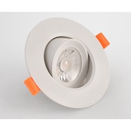 7W LED EYEBALL DOWNLIGHT ADJUSTABLE