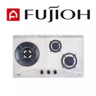 FUJIOH FH-GS5035 SVSS 3 BURNER STAINLESS STEEL HOB