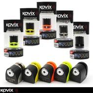 KOVIX  KS6   經典黑  送原廠收納袋+提醒繩  偉士牌機車 VESPA 可用    disk 鎖心警報碟煞鎖