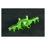 AXIAL SCX10 鋁合金車橋車軸外殼 CNC差速器殼 綠魔俠(AX80003升級件)