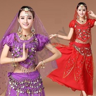 Egyptian Oriental Dance Costumes Women Belly Dance Costume Set Woman Bollywood Professional Bellydance Professional