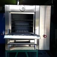 Gas Oven 3 plates for baking