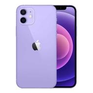 【贈圓一軍功防摔殼+剛化玻璃保貼】Apple iPhone 12 128G 6.1吋5G智慧型手機紫色限量版