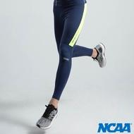 NCAA單導向專業訓練褲-藍螢光黃-男女款7524610-550