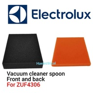 Electrolux vacuum cleaner spoon ZUF4306 (front amd back)