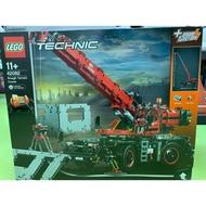 LEGO 曠野地形起重機 TECHNIC 42082