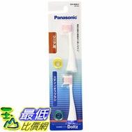 [東京直購] Panasonic EW0928-P 已停產(取代款為EW0938-W 原廠 牙刷頭 2入 適用 EW-DL32