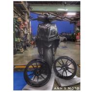 [Ann's Moto] DK JETs 鑄造 輪框 鍛造 十爪 gpro