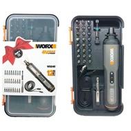 【台南南方】威克士 WORX 起子頭組合 起子機 扭力調節 電量顯示 USB充電 WX240