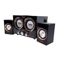 OZAKI RW400/黑/木質三件式喇叭