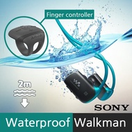 [SONY] Waterproof Walkman / NWZ-WS613 MP3 Walkman / Bluetooth / MP3 Player / 4GB / Finger controller