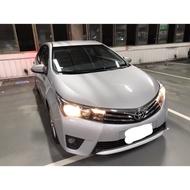 自售 Toyota ALTIS 2016/05 代標車