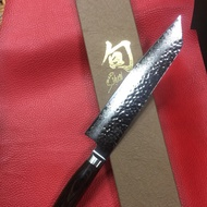 日本🇯🇵旬貝印錘印龍紋劍型主廚刀200mm牛刀