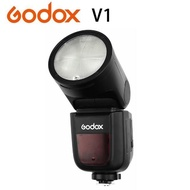 【GODOX】神牛 V1 Kit TTL 鋰電池 圓燈頭 閃光燈 套組(V1 公司貨)