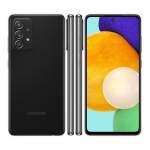 三星 Samsung Galaxy A52 5G 智能手機 6GB+128GB 眩目黑 連尿袋+手機殼