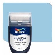 Dulux Colour Play Tester Tranquil Blue 04BB 57/189