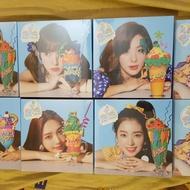 【限時販售】red velvet - Summer Magic 限量版 專輯 Seulgi Wendy Irene