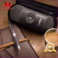อย่าช้าให้ไว Wacaco Nanopresso Coffee Maker เครื่องชงกาแฟพกพา เครื่องทำกาแฟ พกพา สายแคมป์ แคมปิ้ง อุปกรณ์กาแฟ ( ไม่คิดเพิ่ม) Free Shipping