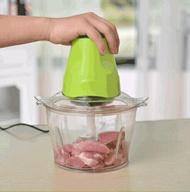 絞肉機  料理機絞肉機家用電動打辣椒多功能攪陷餃餡全自動 110V可使用 全館八八折