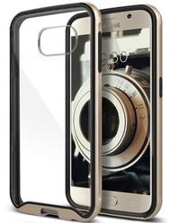 Caseology Samsung 三星 Galaxy S6 Edge Waterfall 矽膠保護套 手機殼金框透明