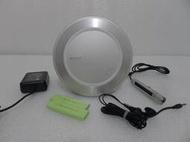 sony索尼CD機D-EJ985 超薄CD隨身聽播放器9成多新