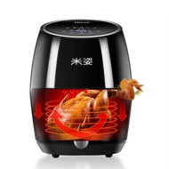 ㍿☬▦小米姿PC900D智能大容量空氣炸鍋多功能家用電炸鍋薯條面包機