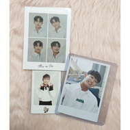 BTOB HYUNSIK OFFICIAL PHOTOCARDS AND POSTCARDS
