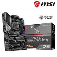(X570 + R7-5800X) 微星 MAG X570 TOMAHAWK WIFI 主機板 + AMD R7-5800X