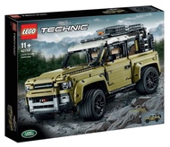 LEGO 42110 Land Rover Defender Off-Road Vehicle Technology Machinery Group Building Block Toy Boy Puzzle Gift